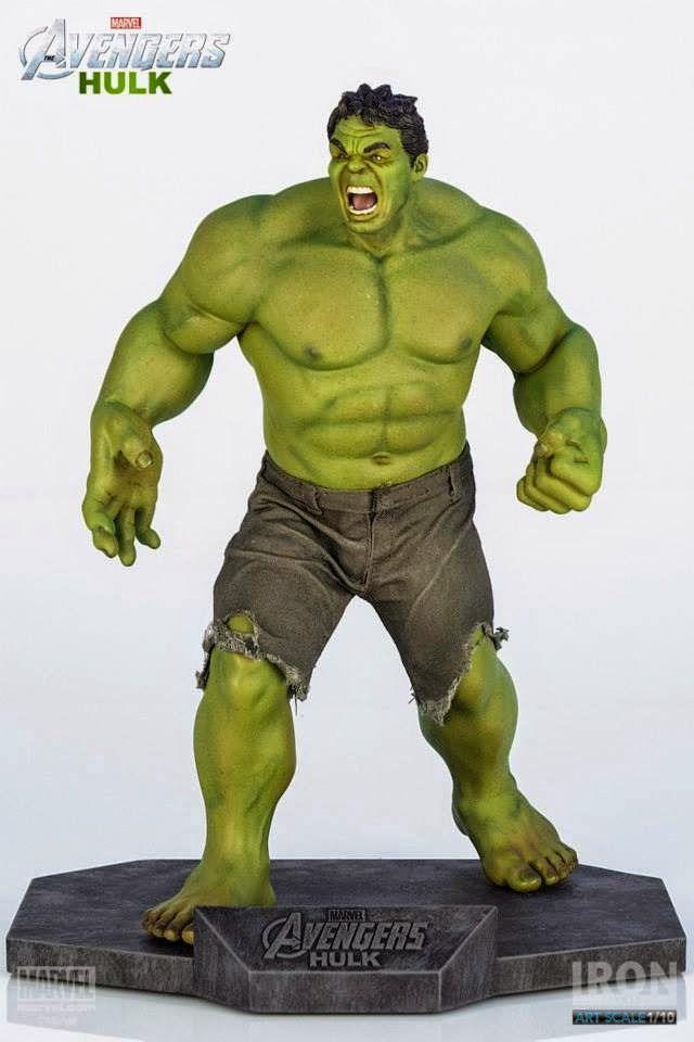 Avengers - Hulk - 1/10 Art Scale - Iron Studios