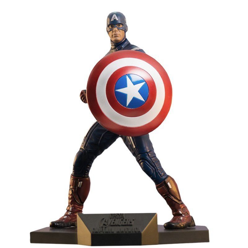 Avengers - Captain America - Art Scale 1/10 - Iron Studios