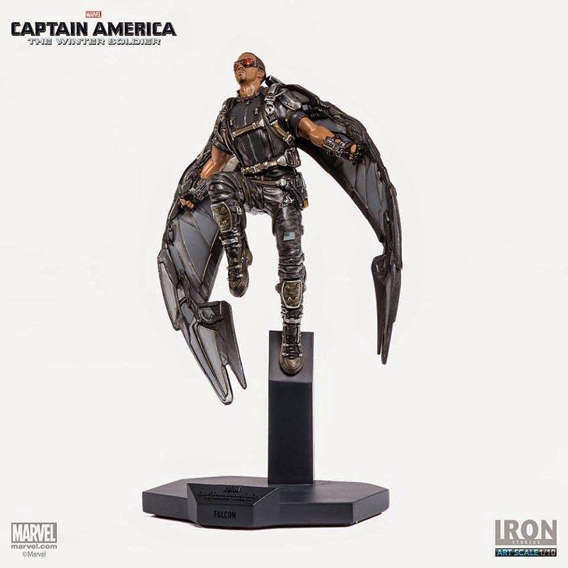 Falcon - Captain America The Winter Soldier - 1/10 Art Scale -  Iron Studios