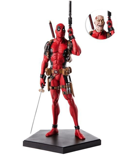 Deadpool - 1/10 Art Scale - Iron Studios - Marvel Comics