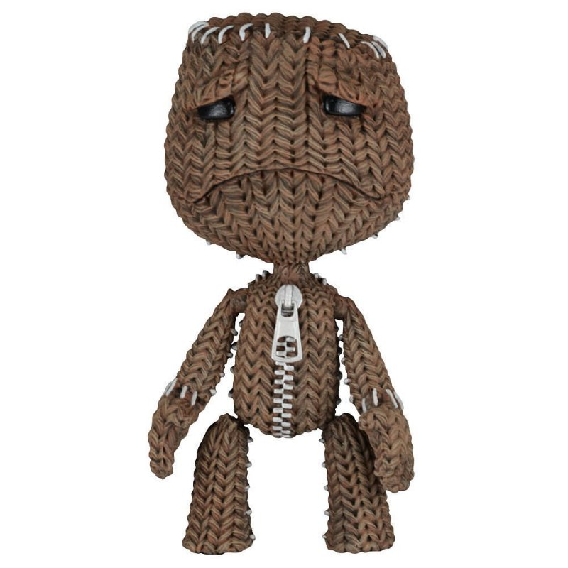 Little Big Planet - Sad Sackboy - Series 1 - Neca