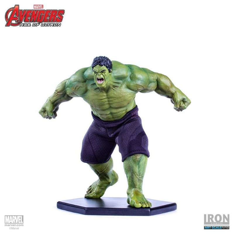 Age Of Ultron Hulk - 1/10 Art Scale