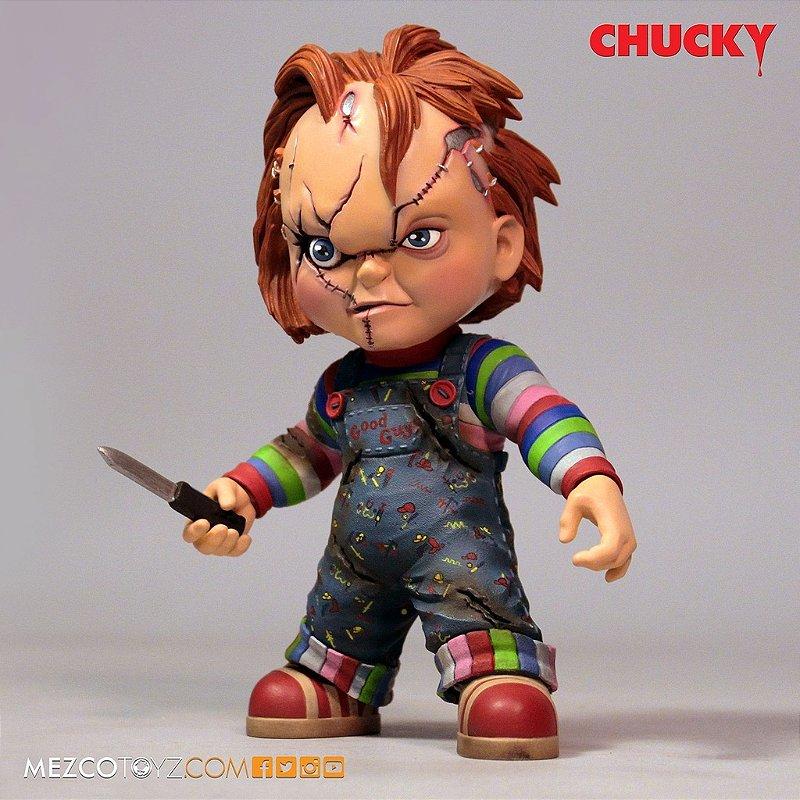 Chucky Stylized Roto - Action Figure