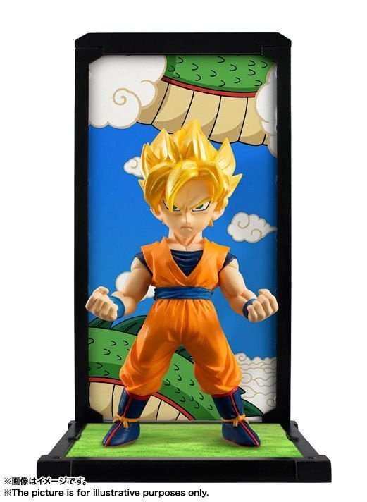 Dragon Ball Z Super Saiyan Son Goku - Tamashii Buddies