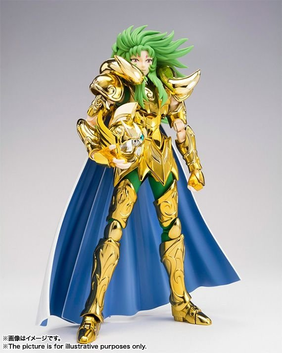 Aries Shion Holy War Ver. - Saint Cloth Myth EX Saint Seiya