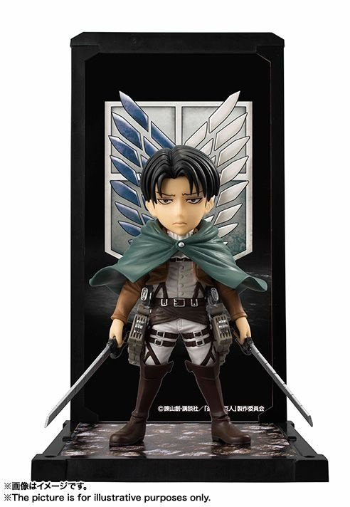 Attack On Titan Levi - Tamashii Buddies