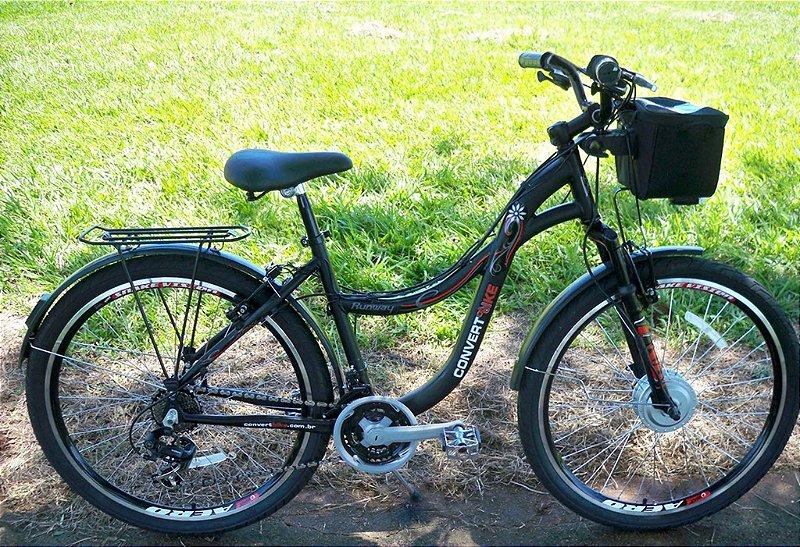 Bicicleta Elétrica Runway 36V/ 350W Bateria Lítio