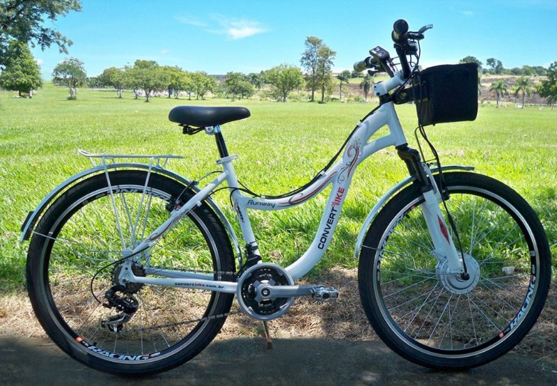 Bicicleta Elétrica Runway|36V/ 350W Bateria Lítio