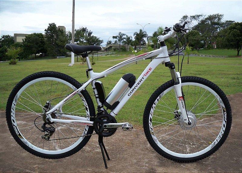 """Bicicleta Elétrica Aro 29"""" Thunder Bateria Cilíndrica 36V/350W.-"""