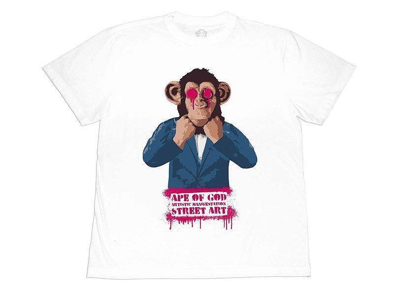 Camiseta Ape Origins Branca