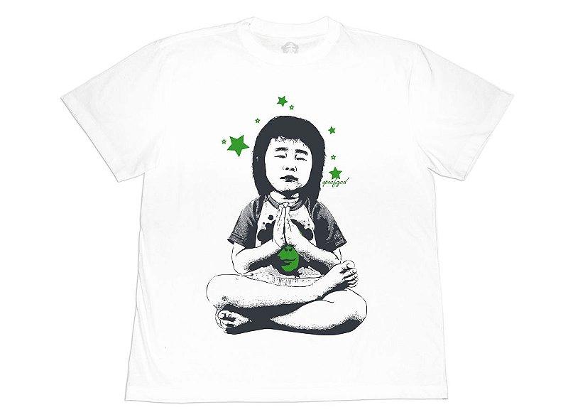 Camiseta Ape Prays Branca