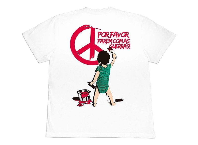 Camiseta Ape Vandal Branca