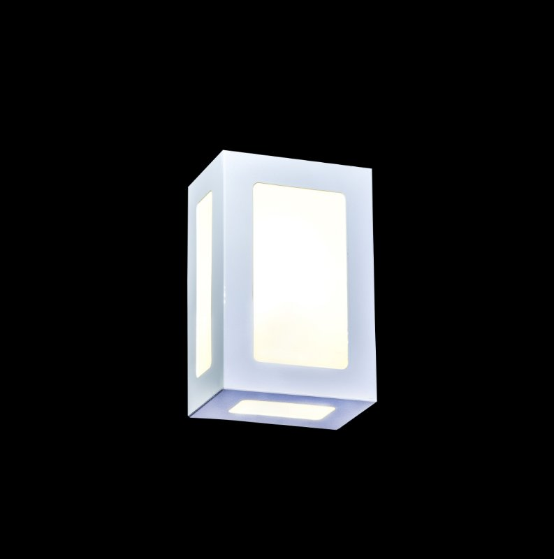 Arandela Externa 5 vidros 1 lâmpada