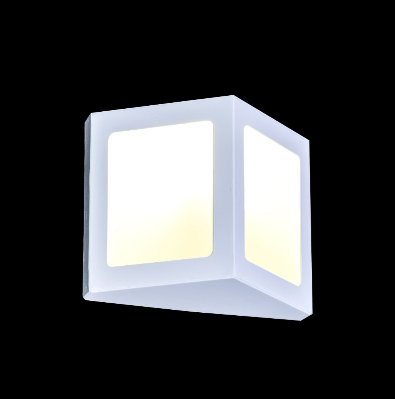 Arandela Triângulo 1 lâmpada
