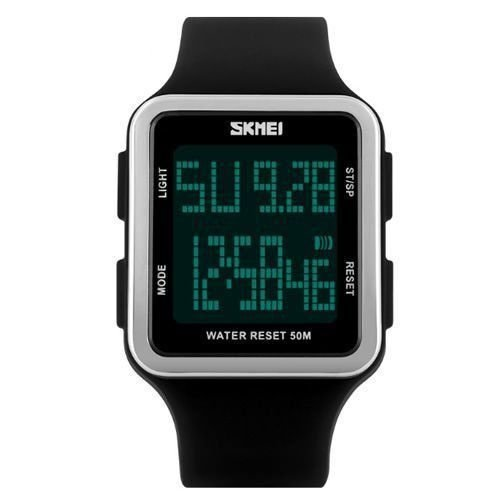 ffb6c5f07ce Relógio Skmei Digital 1139 Preto - ShopSublime - Aqui tem o melhor ...