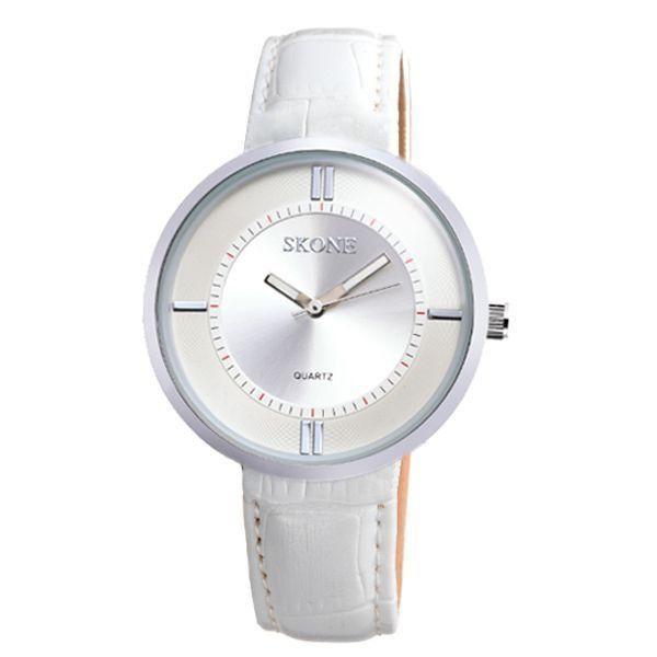 4677f036659 Relógio Feminino Skone Analógico 7308L Preto