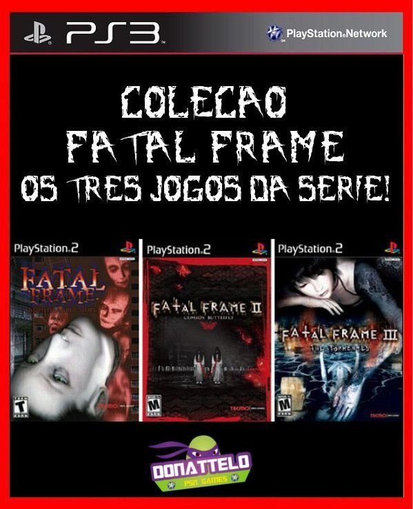 Magnificent Fatal Frame Ps3 Image - Custom Picture Frame Ideas ...