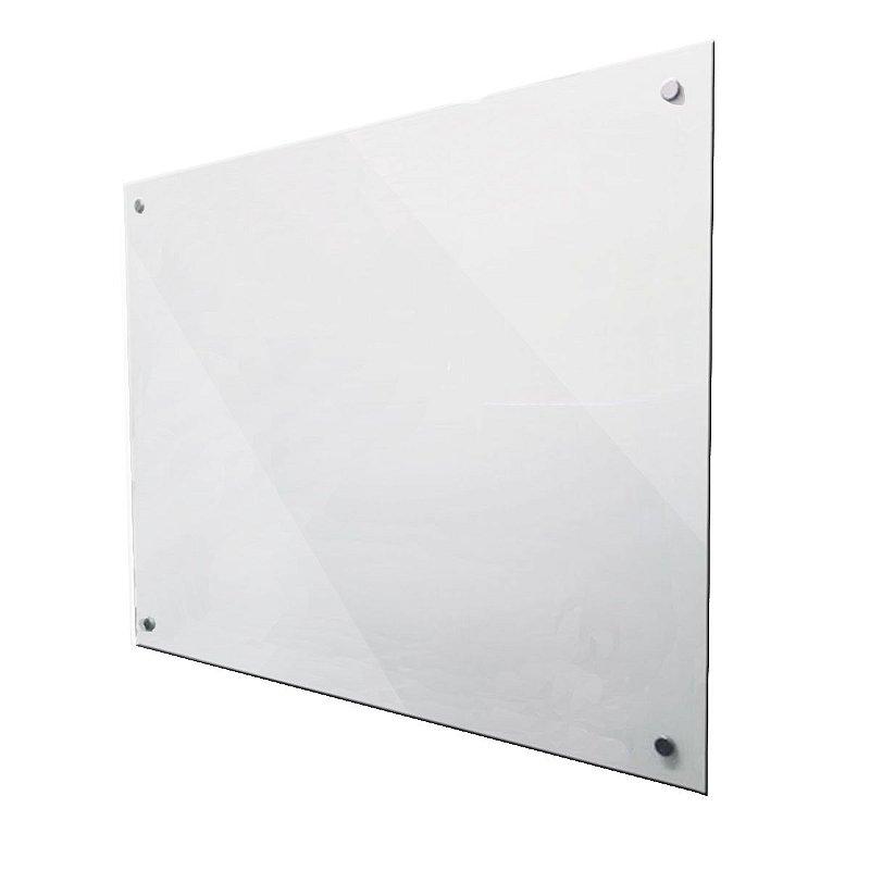 Lousa de Vidro Branca 120x80