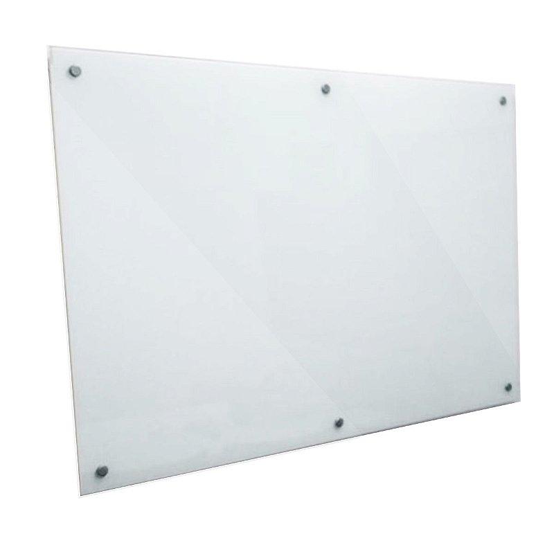 Lousa de Vidro Branca 160x100