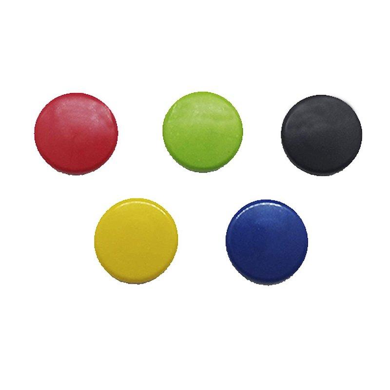 Bottons com Imãs de Neodímio - 50 unidades