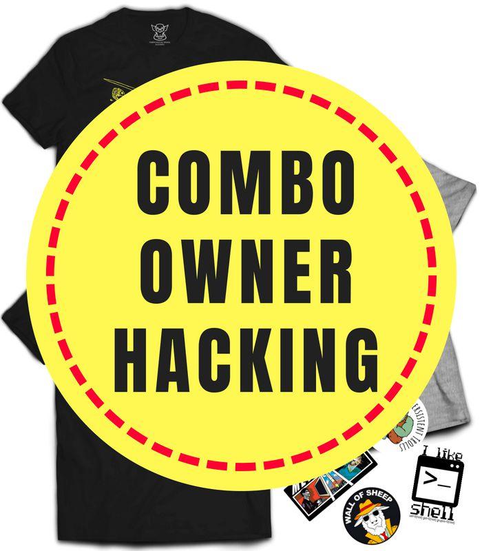 Selecionamos as camisetas mais desejadas da nossa loja para montar esse combo especial. Esse combo consta camisetas com referências aos ataques do meio Hacking e até mesmo seu resultado o famoso LEAK! Conjunto com 3 camisetas em valor promocional.