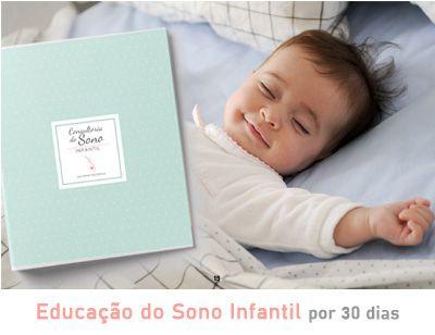 Educação do Sono Infantil com acompanhamento por 30 dias