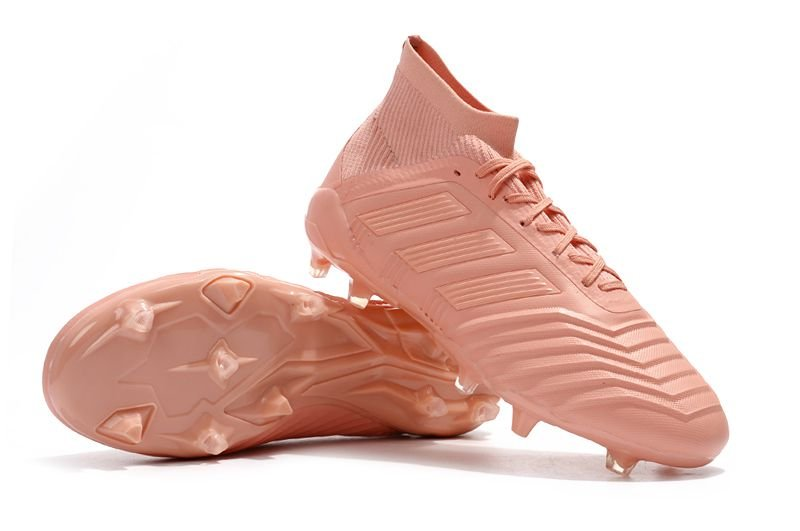 Chuteira adidas Campo Predator 18.1 Rosa - OUTLET SOCCER ORIGINAL E ... d0fb295441d3d
