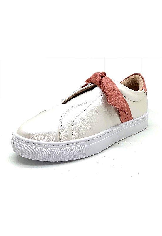 Sapatos Femininos Tênis Casual Laço Dani K