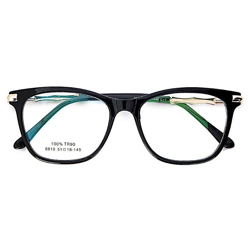 890781ad63fd0 Óculos de Grau Kessy 930 Preto - Kessy