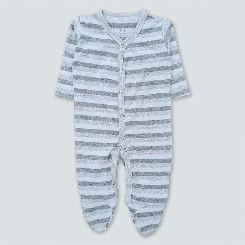 Macacão Pijama Degradê Mescla