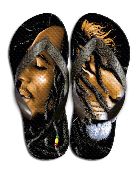 Chinelo Leão do Reggae - Loja Δlien  079695864a8