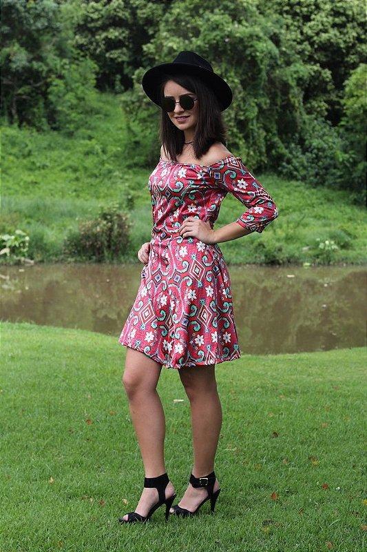 vestido Cá