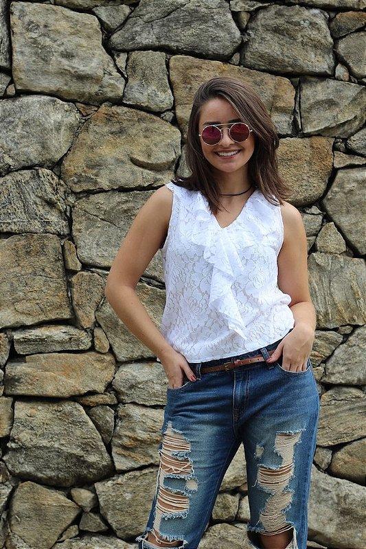 blusa Lívia