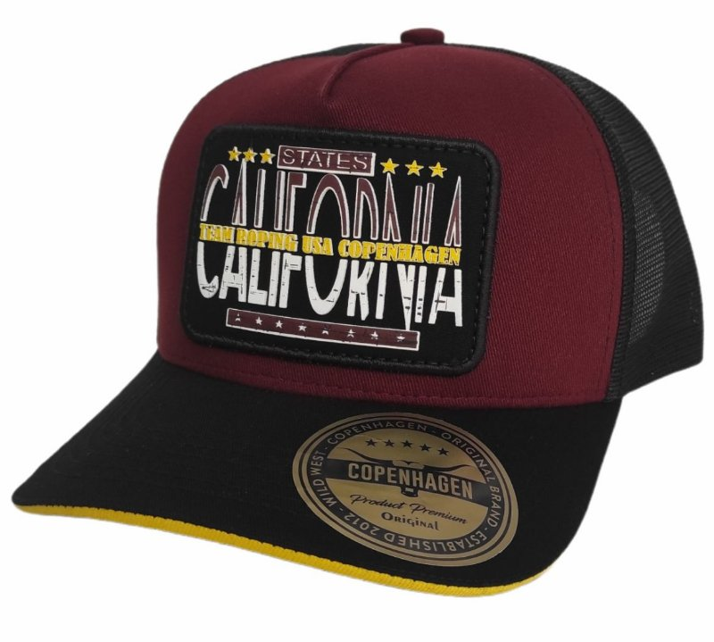 Boné Cop California