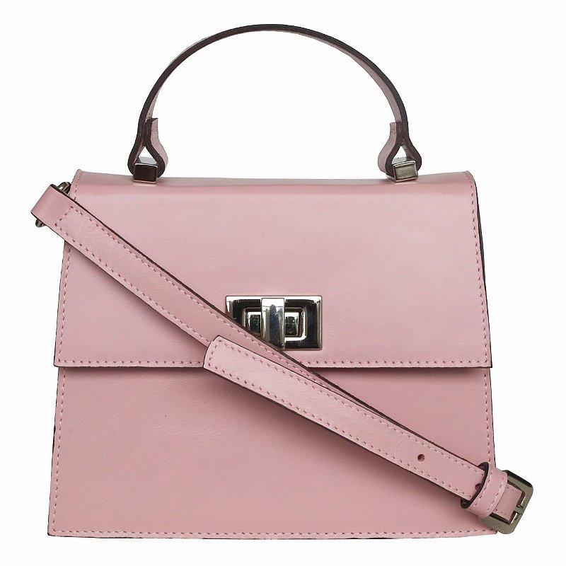 Mini Meghan Bag Rosa