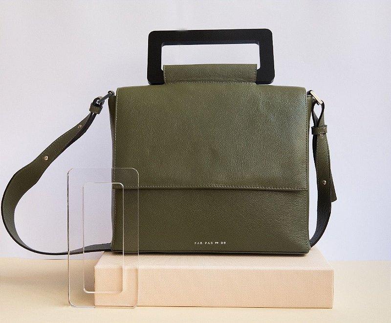 Alexa Bag Militar Pre-Order