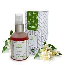 Aroma Spray Óleo de Jasmin Natural – Terra Flor 60ml: