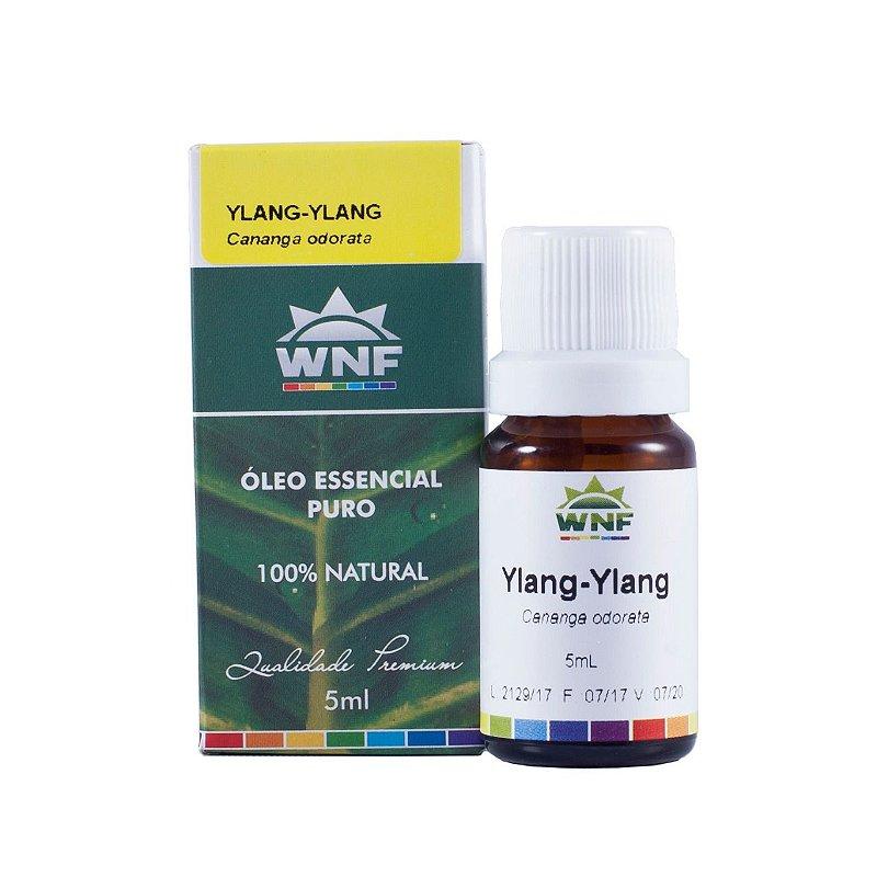 Óleo essencial ylang-ylang  5 ml