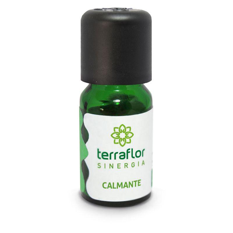 Sinergia Calmante óleos essenciais 10 ml
