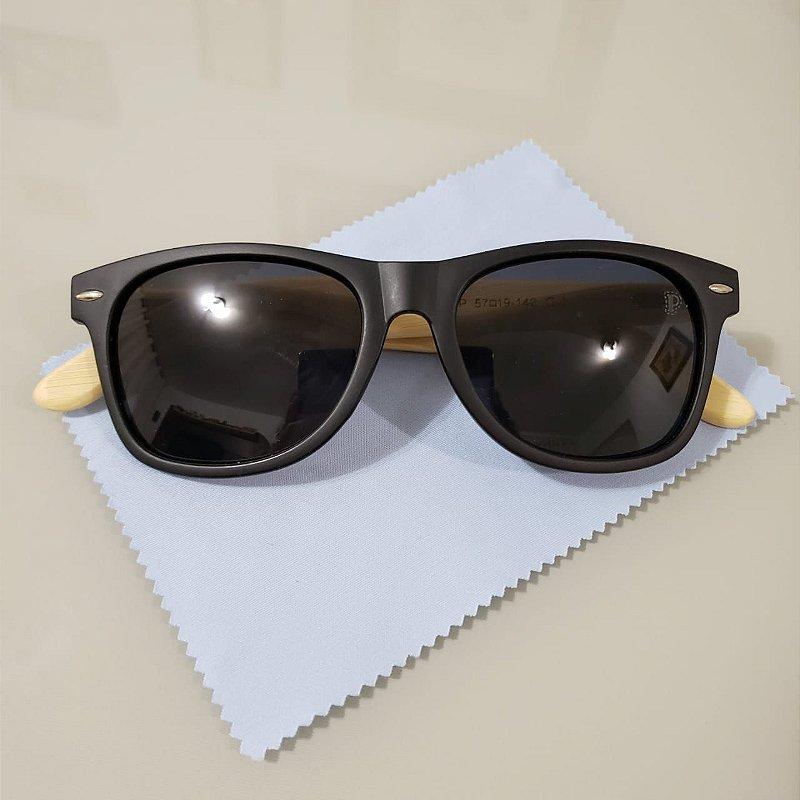 Óculos Solar Marola - Haste de bambu