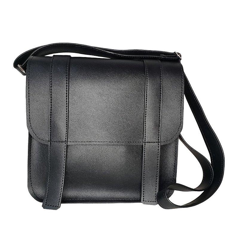 Bolsa Carteiro Retrô - 25x20cm