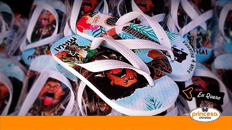 chinelos personalizados bh - kit com 300 pares Linha Econômica