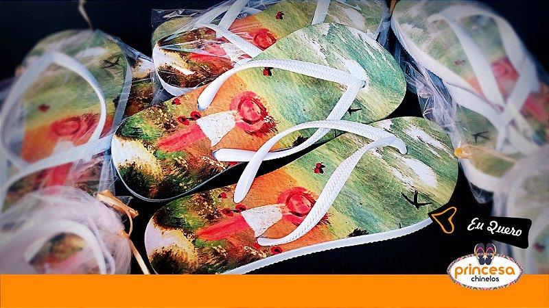chinelos personalizados baratos rj - kit com 400 pares linha Premium