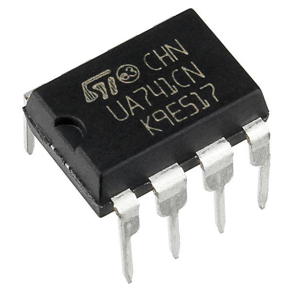 Circuito Operacional : Circuito integrado amplificador operacional ua natalmakers