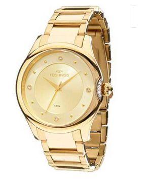 Relógio Technos Feminino-2035MKU 4A - Perolashop 80ecf06532
