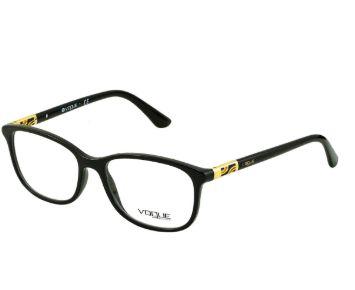 Armação Óculos de Grau Ray Ban Vogue 5163W4453w4453 2b79527934