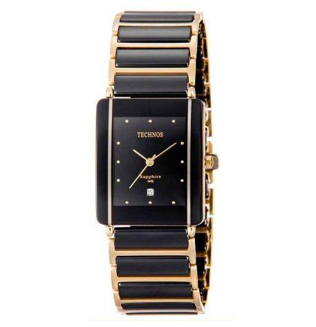 Relógio Technos Feminino Elegance Ceramic GN10AAPAI 4P - Perolashop de3b0f0d9d
