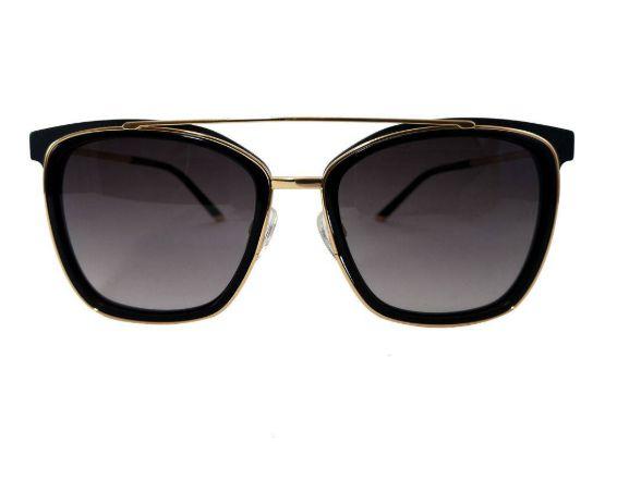34f95f7b6585e Óculos Solar Feminino Ana Hickmann AH9247-T01 - Perolashop