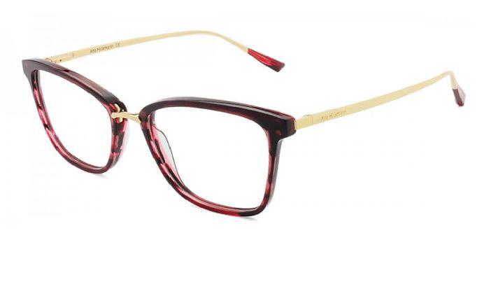 9d79bf724c9bc Armação Óculos de grau Ana Hickmann AH6351-E02 - Perolashop