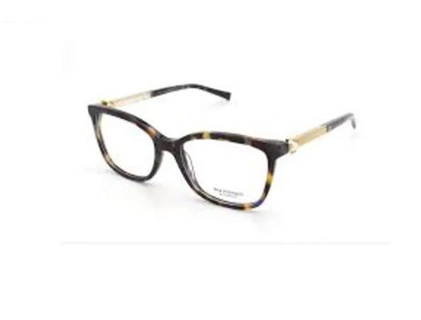 905aff886a48a Armação Óculos de grau Ana Hickmann AAH2A03290 - Perolashop